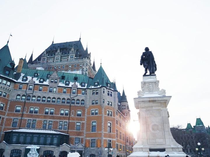 Un Billet AR #1 – QuébecCity