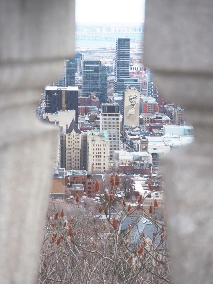 Un Billet AR#5 – VIVRE A MONTREAL – L'hiver à Montréal, c'est…